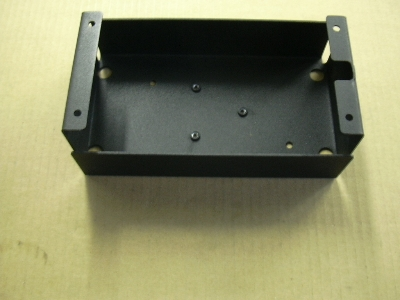Fabricated Instrument Box