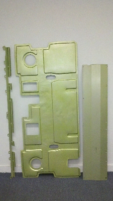 Interior Helicopter Panels